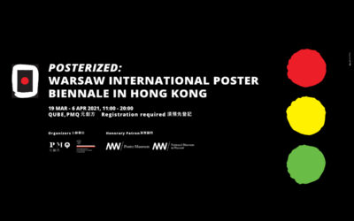 Posterized: Warsaw International Poster Biennale in Hong Kong Exhibition