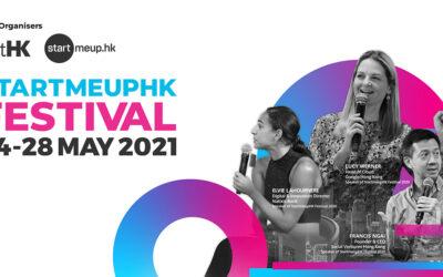 Startmeup Festival in HK 2021