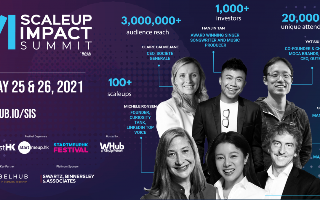 Scale Up Impact Summit 2021