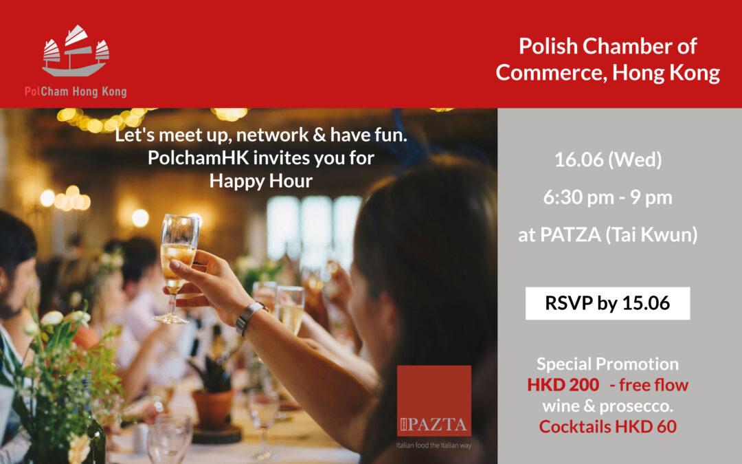 PolChamHK – Happy Hour June 2021
