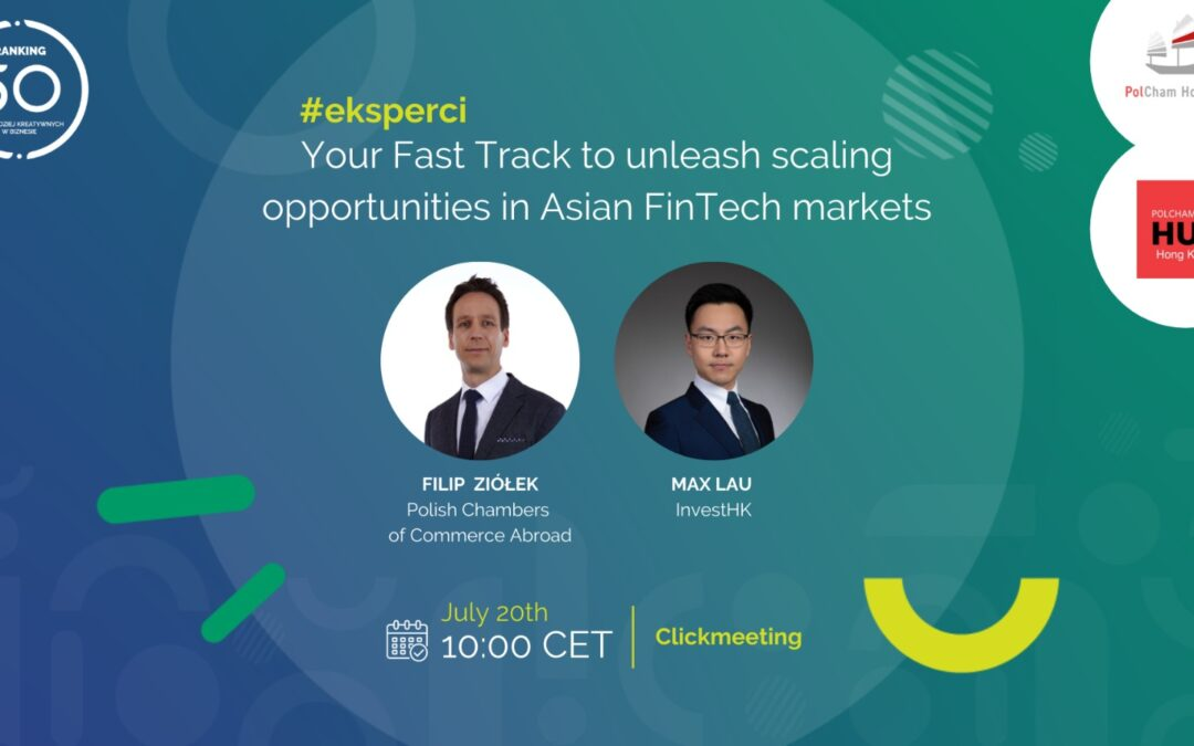 Your Fast Track to unleash scaling opportunities in Asian FinTech markets